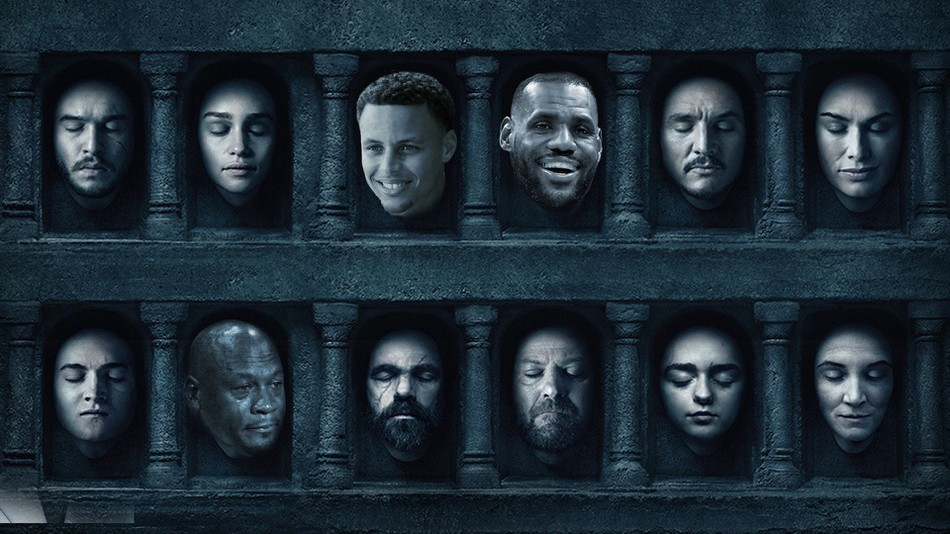If NBA Teams Were Game of Thrones Characters