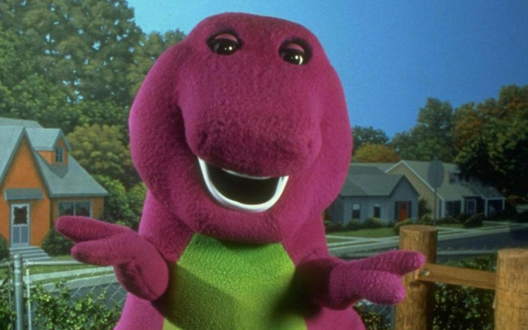 Today I Learned The Guy Who Played Barney Is Now A Tantric Sex Therapist