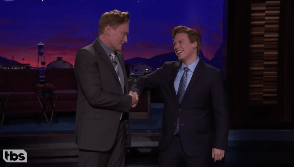 Late Night in the Morning – I'm Friends with the New Conan O'Brien