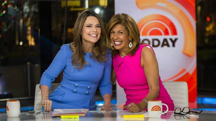NBC News Gets it Right and Names Hoda Kotb the New Co-Host of TODAY