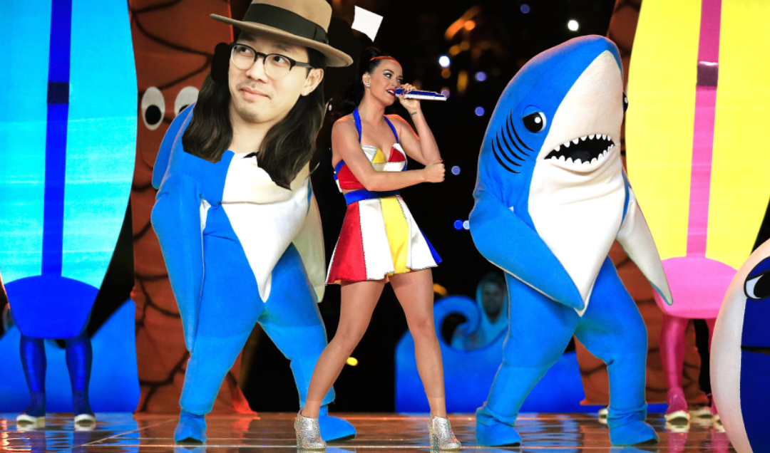 Where Are They Now? Left Shark Makes First Public Appearance Since Super Bowl  Performance