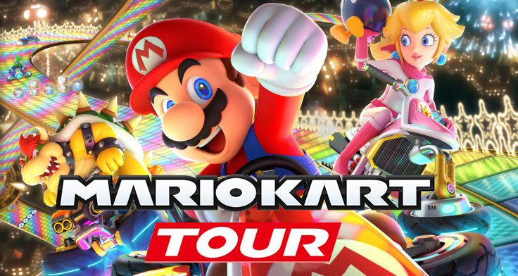 You Will Soon Be Able to Play Mario Kart on Your Smart Phone