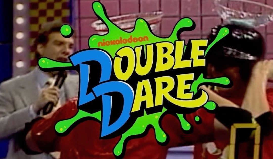 Nickelodeon is Bringing Back Double Dare Because the World is Out of New Ideas