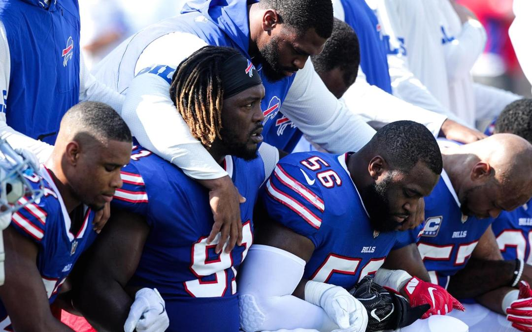 NFL's New Anthem Policy Adds Gasoline to a Dying Fire