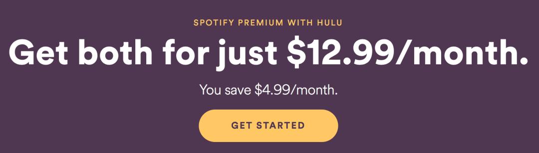 2BD - Spotify-Hulu 2