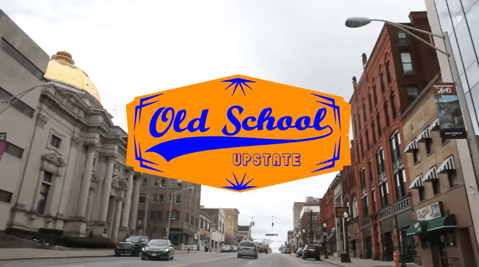 Upstate Old School – Episode 1: O'Scugnizzo Pizzeria