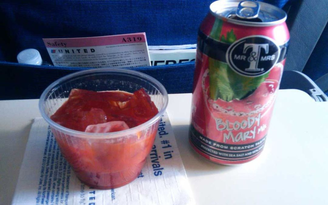 I'm So Concerned That People Flipped Out When United Airlines Discontinued Tomato Juice on Flights