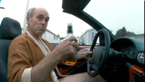 Genius or Heinous? Florida Man Chugs Beer During DUI Stop