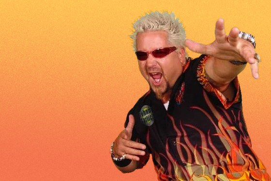 Diners, Drive-ins and Feeding Wildfire Evacuees: Guy Fieri is the GOAT