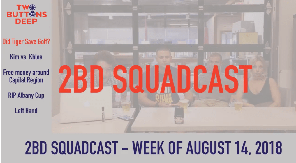 2BD Squadcast – Week of August 14