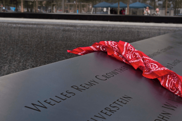 Highlighting a Hero: Welles Crowther
