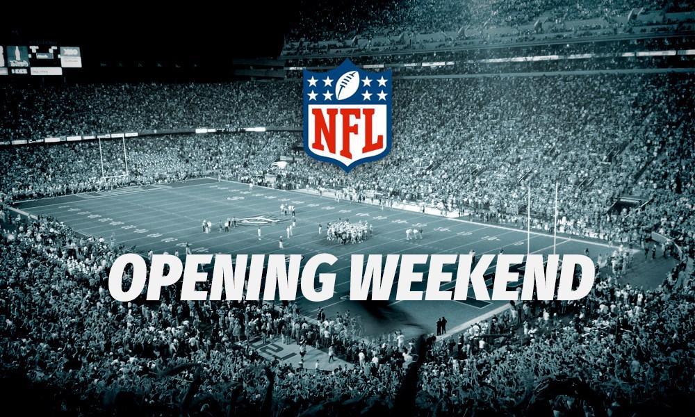 5 Things that Happened in NFL's Opening Weekend Full of Surprises
