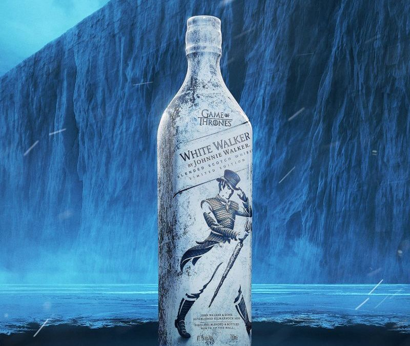 Johnnie Walker is Releasing a Game of Thrones Blend Called 'White Walker'