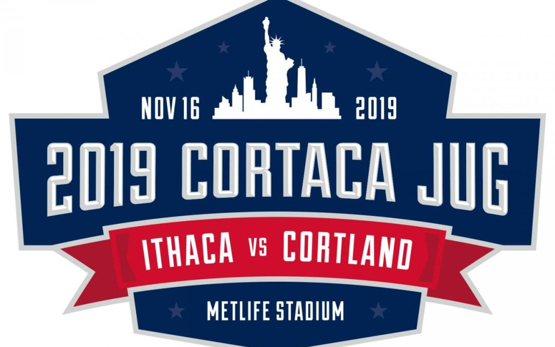 """The """"Biggest Little Game in the Nation,"""" the Cortaca Jug, Will be Played at MetLife Stadium in 2019"""
