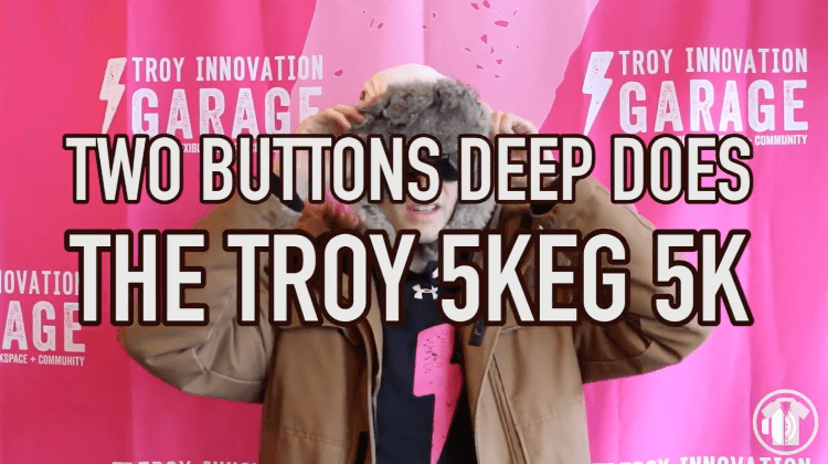 Two Buttons Deep Does The Troy 5Keg 5K
