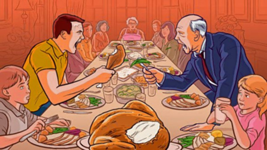 Ideas On How To Keep The Conversation Cordial This Year at Thanksgiving