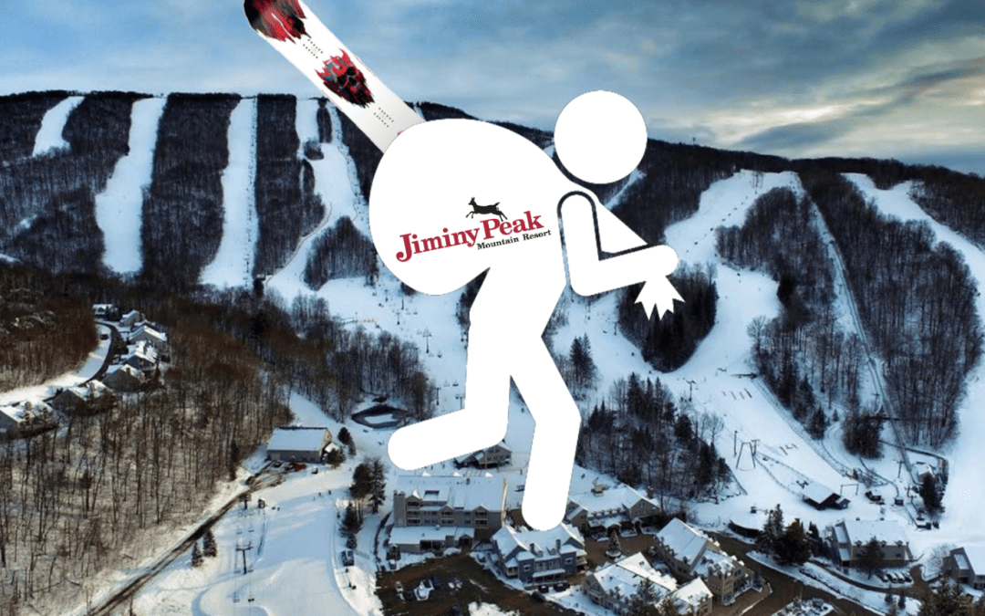 Some Scumbag Stole My Brother's Snowboard at Jiminy Peak Last Night