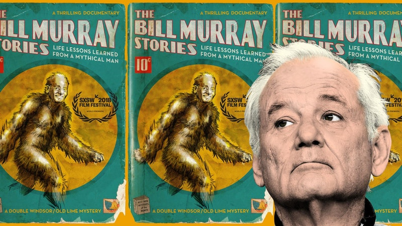 New Documentary Reaffirms My Love for Bill Murray
