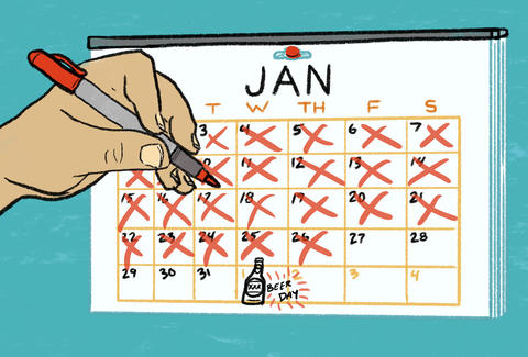 Five Things I Learned From A Successful Sober January