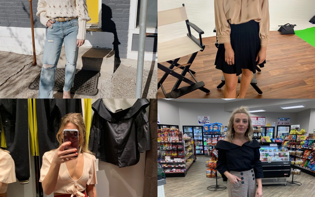 Outfit Recap: My Latest Looks from ZARA at Crossgates