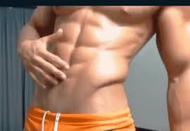 Marko's Birthday Gift To Himself: Some Abs