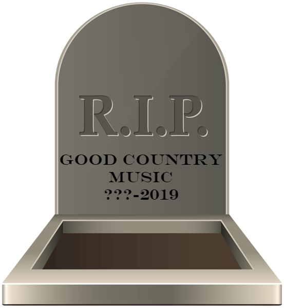 I'm Declaring Our Golden Age of Country Music DEAD