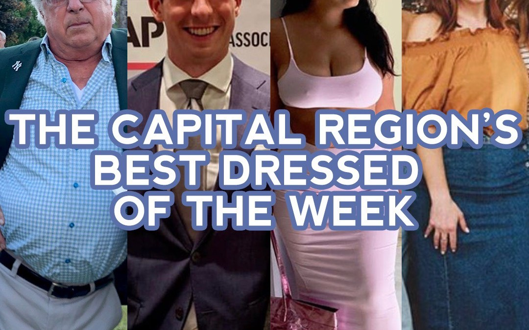 Fashion Friday: The Capital Region's Best Dressed of the Week