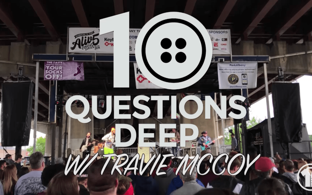 10 Questions Deep with Travie McCoy