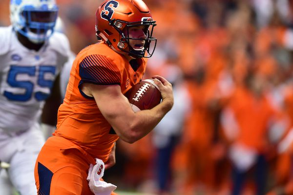 Syracuse Football is Ranked in the Preseason Poll For The First Time in 20 Years