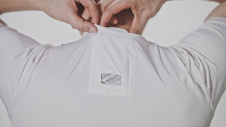 PSA: Air Conditioned T-Shirts Could Hit the Market Someday Soon