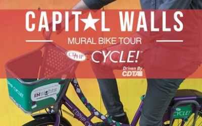 John Does the Capital Walls Mural Tour