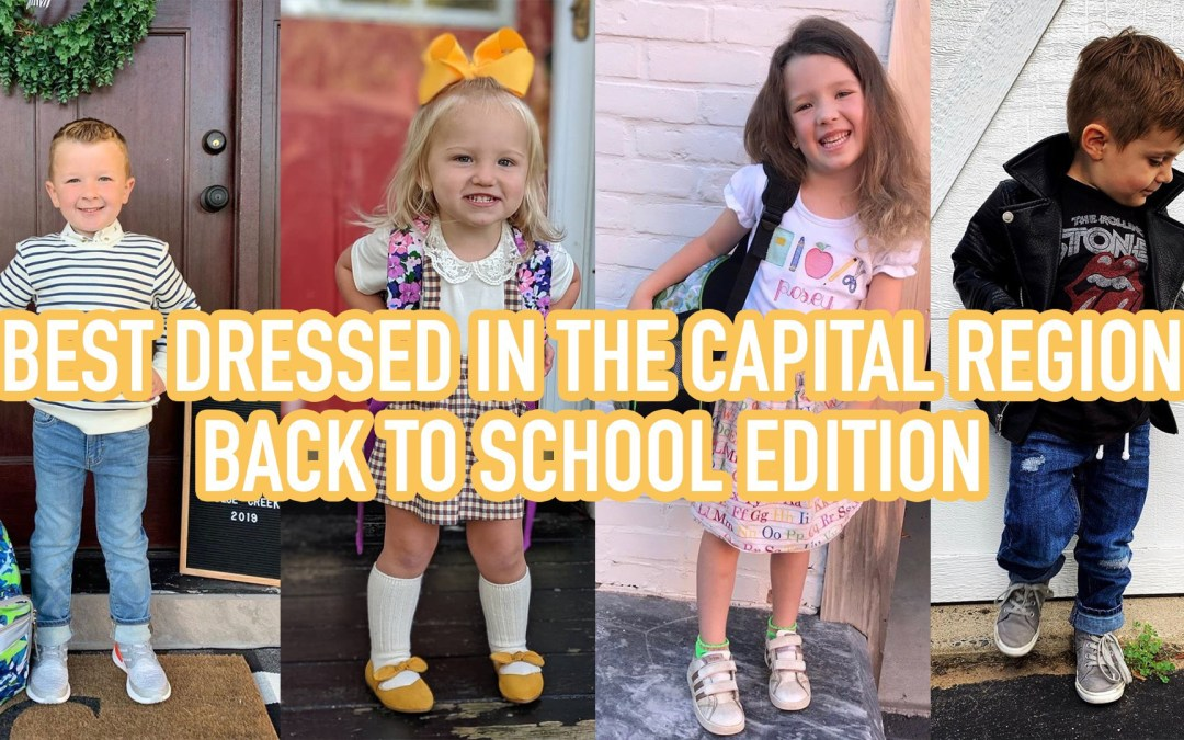 The Capital Region's Best Dressed of the Week: Back to School Edition