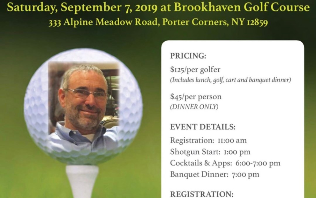 Good Cause Alert: Bob Best Memorial Golf Tournament