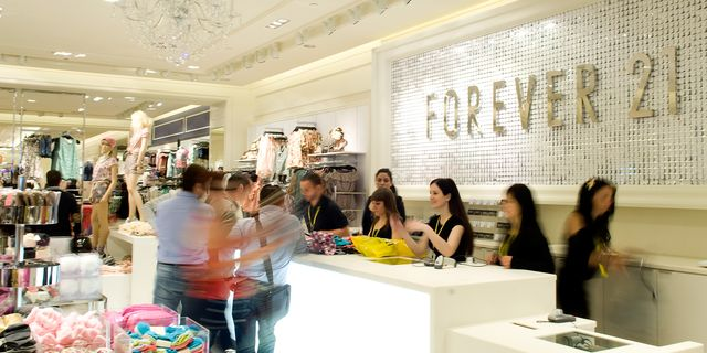 I'm Already Anxious About How Disorganized the Forever21 Closing Sale Will Be