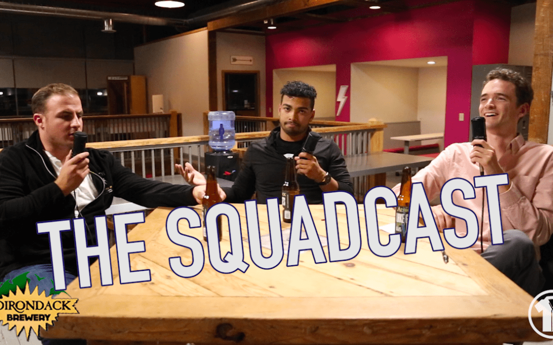 The Squadcast Is Back With New Squad Member Jordan Canzeri