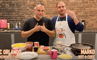 The Bachelor's Chop: Thai Italian Love with Ric Orlando