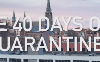 The 40 Days of Quarantine