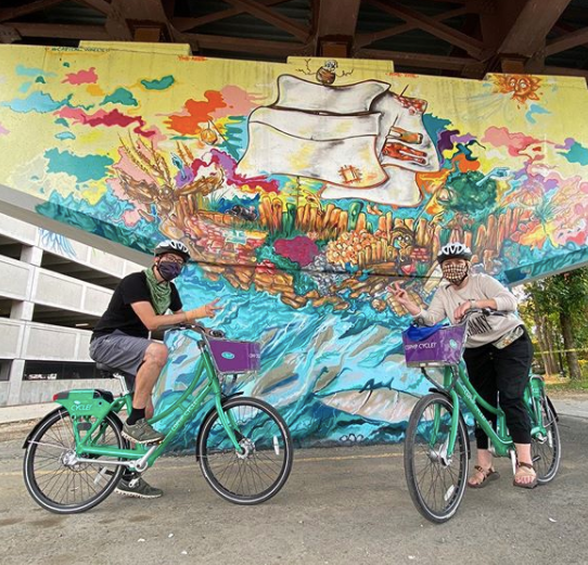 PHOTOS: Albany's Capital Walls Bike Tour with CDPHP Cycle!