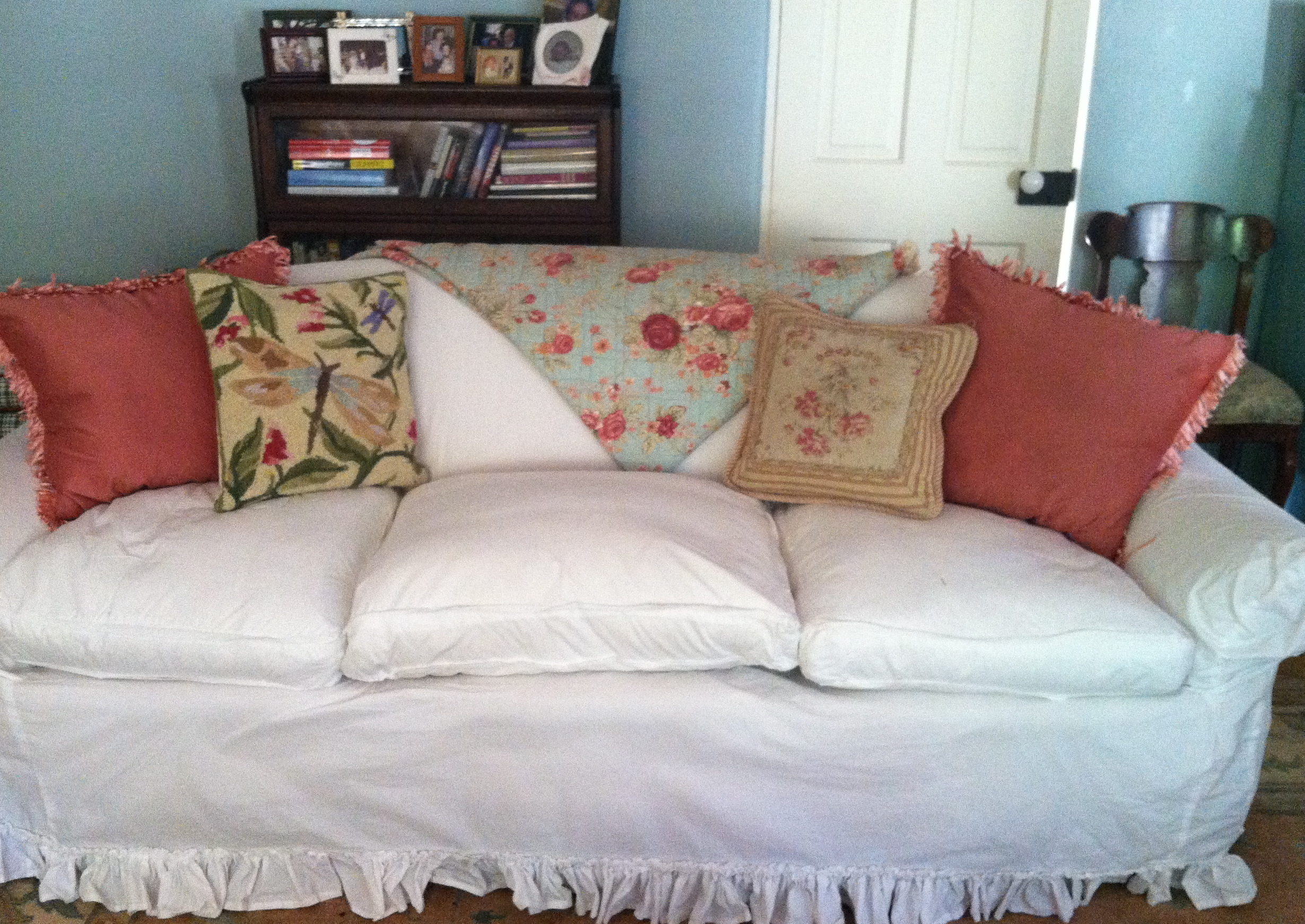 Old Sofa – Give It The Slip