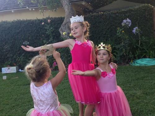 4 -Princesses