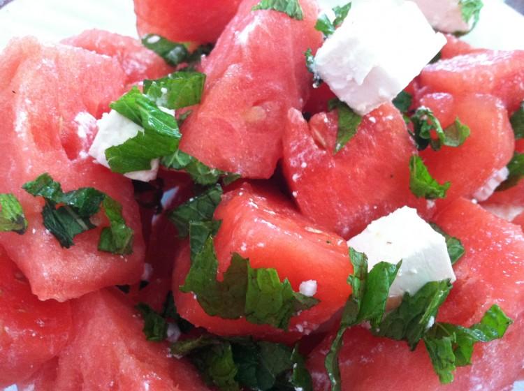 watermelon-salad-e1370402860498