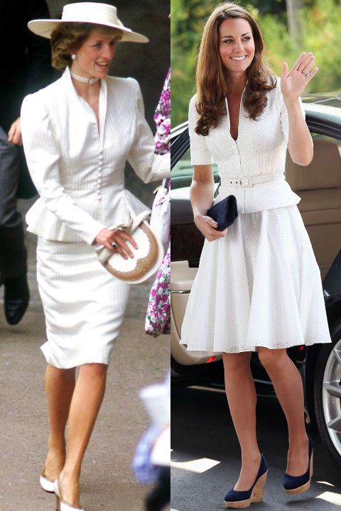 hbz-princess-diana-kate-middleton-white-peplum-suit