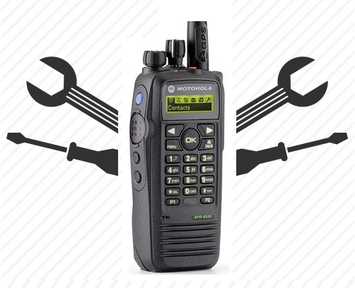 motorola xpr6550 two way radio repair service two communications. Black Bedroom Furniture Sets. Home Design Ideas