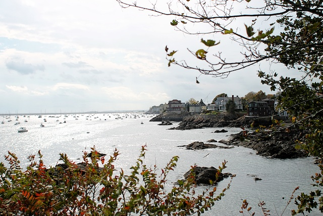 marblehead harbor from fort blog