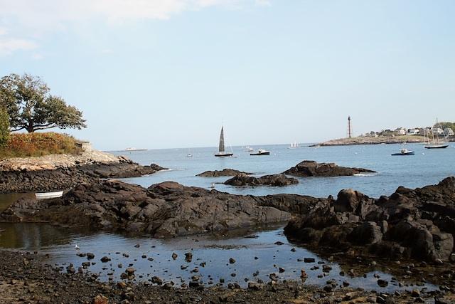 marblehead harbor rocks blog