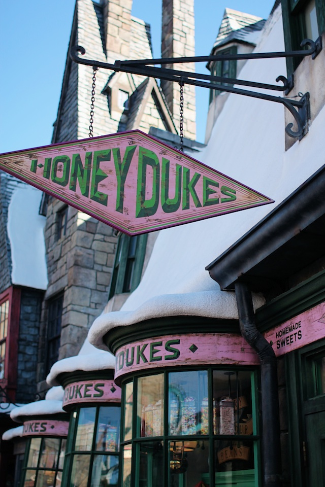 Honeydukes Two Delighted