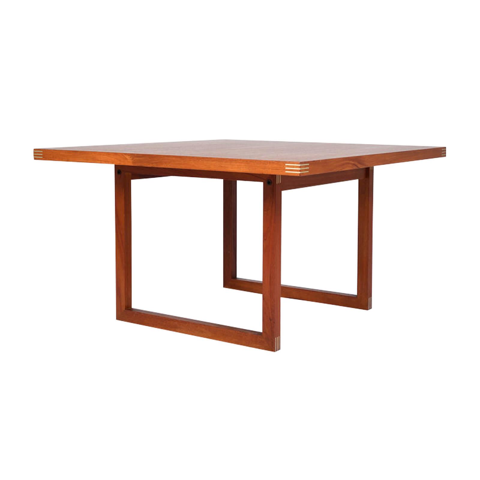 Teak Coffee Table Danish Two Design Lovers