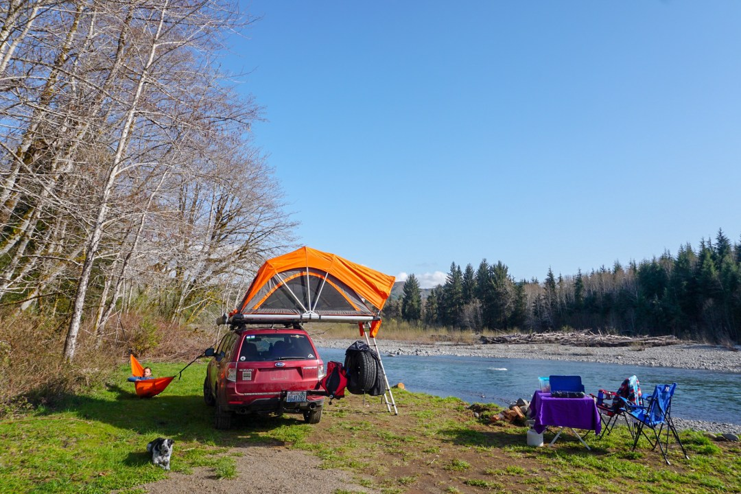 Subaru Forester Camper How We Turned Our Car Into The