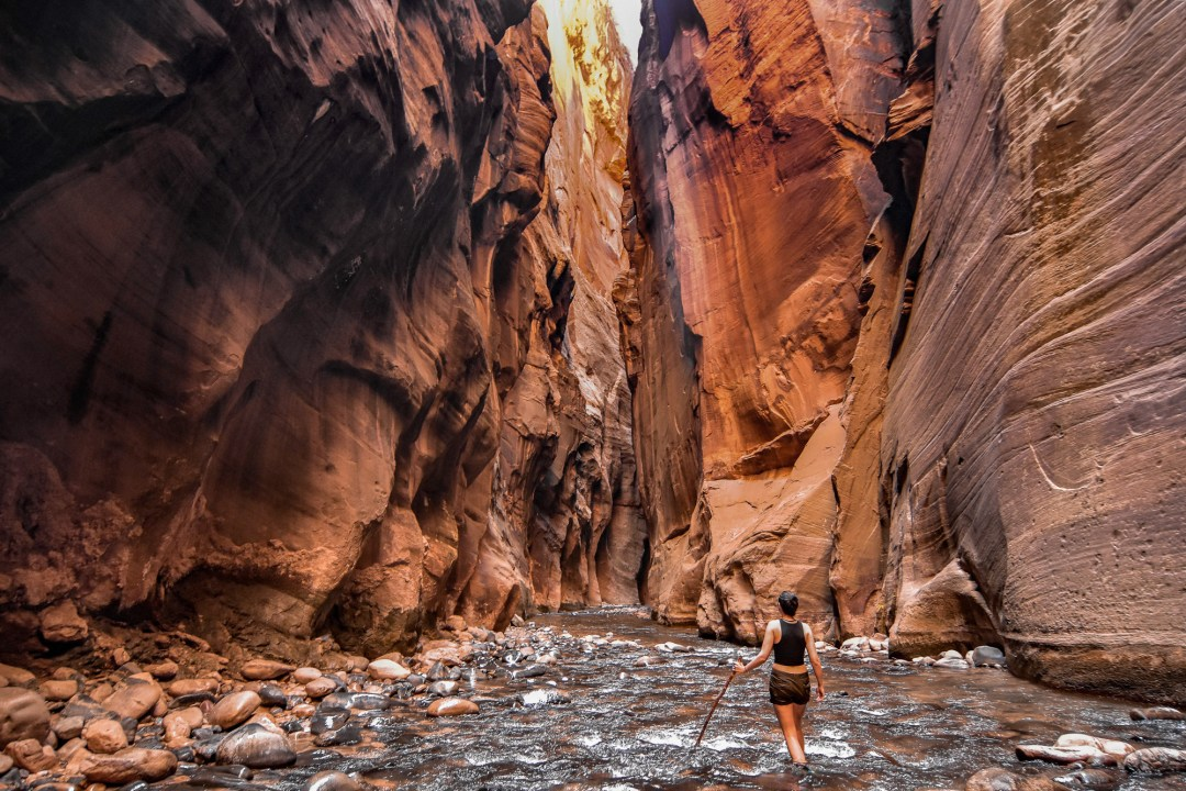 How To Make The Most Of Your Zion Narrows Day Hike Two Dusty Travelers
