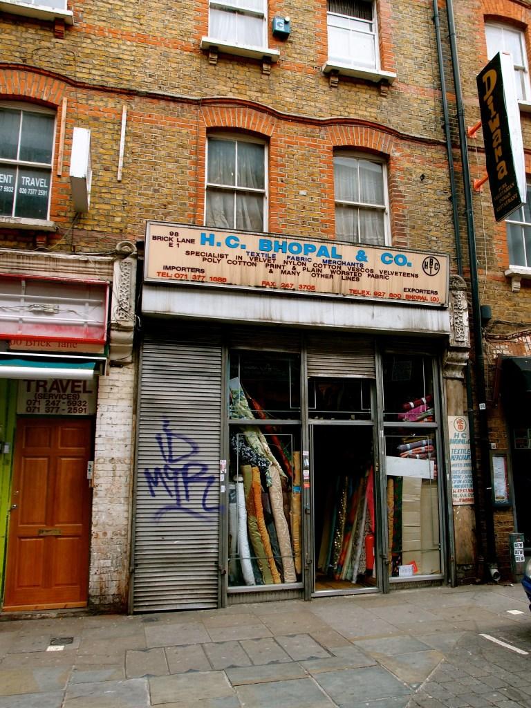 Brick Lane: Brick Lane Curry, London